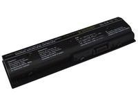 MicroBattery 6 Cell Li-Ion 11.1V 4.4A 49wh Laptop Battery for HP MBI51201 - eet01