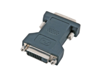 MicroConnect DVI-D 24+1 Adapter F-F With UNC4/40 bolt MONJK6 - eet01