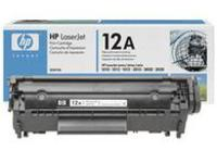 HP Inc. Toner Black LJ10XX Pages 2.000 Q2612A - eet01