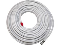 Maximum Coax cable kit w/f-conn 25 m Cable type N46/RG6 CCS 32225 - eet01