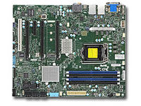 Supermicro Motherboard X11SAT-F Single socket H4, MBD-X11SAT-F-O - eet01