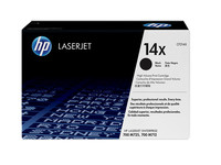 HP Inc. Toner Black No.14X Pages 17.500 CF214X - eet01