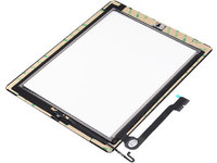 MicroSpareparts Mobile Touch panel assembly White  TABX-IP3-WF-INT-1W - eet01