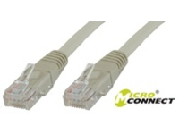 MicroConnect U/UTP Crossover CAT6 3M Grey CAT 6 Crossover-patch cable UTPX603 - eet01
