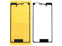 MicroSpareparts Mobile Sony Xperia Z1 Compact Back Cover Adhesive MSPP72385 - eet01