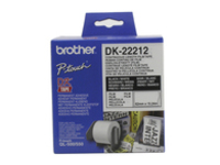 Brother White Continous Plastic  DK22212 - eet01
