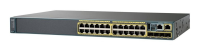 Cisco Catalyst 2960X-24TD-L - Switch - Managed - 24 X 10/100/1000 + 2 X SFP+ - Desktop, Rack-mountable - Refurbished WS-C2960X-24TDL-RF - C2000