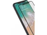 ESTUFF Apple iPhone X Full Black Titan Shield Screen Protector ES501510-25BULK - eet01