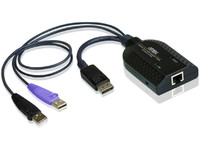 Aten USB - Displayport  to Cat5e/6 KVM Adapter Cable (CPU Module) KA7169-AX - eet01