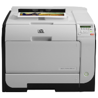 CE956A HP Colour LaserJet Pro 400 M451NW Wireless Network Colour Laser Printer - Refurbished with 3 months RTB Warranty