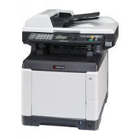 FS-C2126+MFP Kyocera FS-C2126+ MFP A4 Colour USB Network Duplex Laser Printer - Refurbished with 3 months RTB warranty