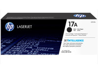 HP Inc. Toner Black No.17A Pages 1.600 CF217A - eet01