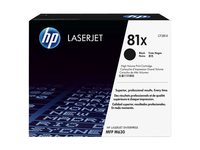HP Inc. Toner Black 81X Pages 25.000 CF281X - eet01