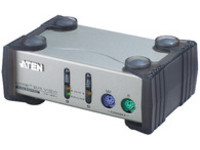 Aten 2-Port PS/2 KVM Switch  CS82AC-AT - eet01