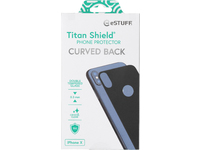 ESTUFF Apple iPhone X Rear Protect Gr Titan Shield Screen Protector ES501550 - eet01