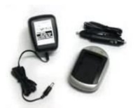 MicroBattery AC+DC Combo Charger For Canon MBDAC1062/UK - eet01