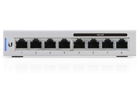 Ubiquiti Networks UniFi Switch, 8-Port, 60W, 5-Pack, external PSU US-8-60W-5 - eet01