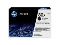 HP Inc. Toner Black 80X Pages 6.900 CF280X - eet01