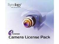 Synology Device License Pack 4 license 4xDevice Pack,Physical DEVICE LICENSE (X 4) - eet01
