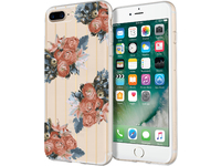 Incipio Design Series iPhone 7 Plus Rustic Floral IPH-1509-RFL - eet01