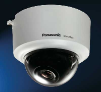 "Panasonic 1/4"" 650L INT TDN DOME 3.8-8MM DD V/FOCAL - WV-CF504 - eet01"