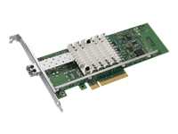 Ernitec Fiber Server Adapter 1Gb or 10 Gb Single Port SFP+ BUILD-FIBER-1 - eet01