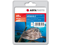 AgfaPhoto Ink Cyan No. 933XL Pages 1215 APHP933CXL - eet01