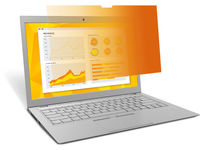 """3M Gold Privacy Filter 14.0"""" 16:9 f/High Resolution Display 98044064263 - eet01"""