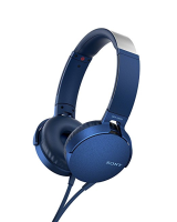 sony MDR-XB550AP Over Ear Headphones MDRXB550APL.CE7 - MW01