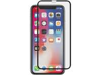 ESTUFF Apple iPhone XS Max Curved Bla Titan Shield Screen Protector ES501246 - eet01