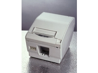Star Micronics TSP743II-24, ETHERNET, WHITE Cutter, incl.: Power Supply 39442400E - eet01