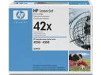 HP Inc. Toner Black LJ 4250 4350 Pages 20.000 Q5942X - eet01