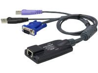 Aten USB - VGA to Cat5e/6 KVM Adapter Cable KA7177-AX - eet01