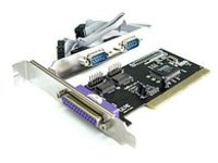 ST Labs PCI Card SERIAL 2S/PARALLEL 1P Gift Box Packing I-420 - eet01