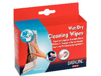 Esselte 48/5000Cleaning Wipes For display Wet / dry 67120 - eet01