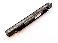 MicroBattery 38.7Wh Asus Laptop Battery 4 Cell Li-ion 14.8V 2.6Ah MBXAS-BA0014 - eet01