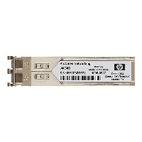 Hewlett Packard Enterprise Hpe X120 - Sfp (mini-gbic) Transceiver Module - Gige - 1000base-lx - Lc - For Hp 3100; Hpe 10512, 12504, 1910, 3100, 3600, 5500, 7506; Flexfabric 1.92, 11908, 12902 Jd119br - xep01