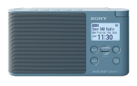 Sony Radio Portable blue  XDRS41DL.EU8 - eet01