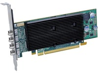 Ernitec Graphic card for 4 monitors 4 display port, 4 DVI output BUILD-ERC-4MONITOR-C1 - eet01
