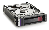 "Hewlett Packard Enterprise Hpe Dual Port Midline - Hard Drive - 1 Tb - Hot-swap - 2.5"" Sff - Sas 6gb/s - 7200 Rpm 605835-b21 - xep01"
