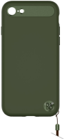 Incipio B&O Case Lanyard iPhone 8/7 Moss Green BOIPH-002-MOS - eet01