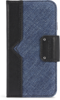 Incipio Diesel Folio Case IPhone 8/7 Leather EagleDenim DIPH-011-LEAGD - eet01