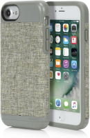 Incipio Esquire Series iPhone 8/7 Wallet Case Heather Khaki IPH-1487-WKH - eet01