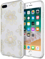 Incipio Design iPhone 8/7/6/6s Plus Beaded Floral IPH-1555-BFL - eet01