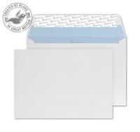 31215 Blake Premium Office Ultra White Wove Peel & Seal Wallet 114X162mm 120Gm2 Pack 500 Code 31215 3P- 31215