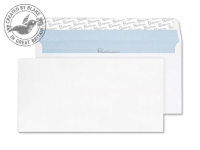 32214 Blake Premium Office Ultra White Wove Peel & Seal Wallet 110X220mm 120Gm2 Pack 50 Code 32214 3P- 32214