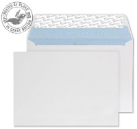31214 Blake Premium Office Ultra White Wove Peel & Seal Wallet 114X162mm 120Gm2 Pack 50 Code 31214 3P- 31214