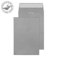 63425 Blake Creative Colour Storm Grey Peel & Seal Wallet 229X324mm 120Gm2 Pack 10 Code 63425 3P- 63425
