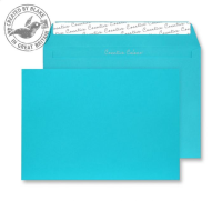 409 Blake Creative Colour Cocktail Blue Peel & Seal Wallet 229X324mm 120Gm2 Pack 250 Code 409 3P- 409