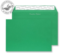 308 Blake Creative Colour Avocado Green Peel & Seal Wallet 162X229mm 120Gm2 Pack 500 Code 308 3P- 308